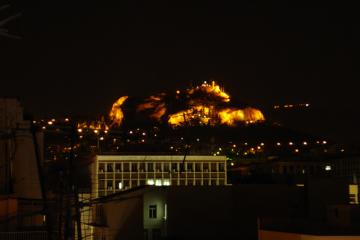 Отель Solomou Hotel Греция, Афины, фото 1