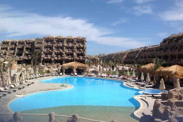 Отель Cave`s Beach Resort Египет, Хургада, фото 1