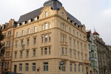 Отель Adria Чехия, Карловы Вары, фото 1