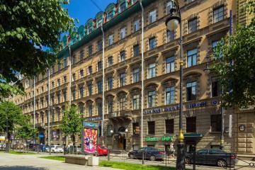 Отель Nevsky Grand Apartments Россия, Санкт-Петербург, фото 1