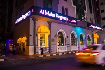 Отель Al Maha Regency Hotel Suites ОАЭ, Шарджа, фото 1