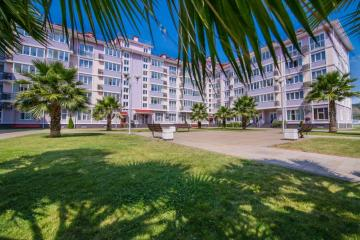 Отель Sigma Sirius Park Гостиничный Комплекс Россия, Адлер, фото 1