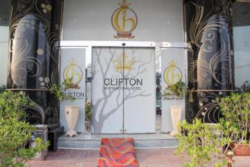 Отель Clifton International Hotel ОАЭ, Фуджейра, фото 1