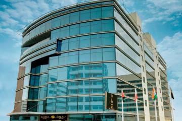 Отель Landmark Premier Hotel ОАЭ, Дубай, фото 1