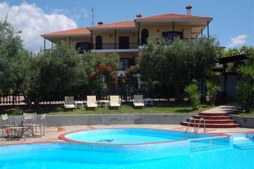 Отель Asteris Village Греция, Халкидики-Ситония, фото 1