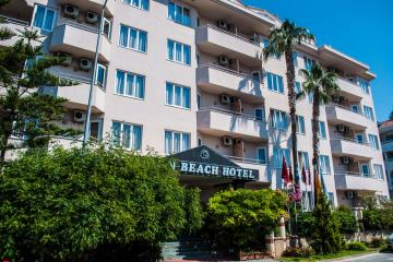 Отель Sun Beach Hotel Турция, Сиде, фото 1