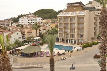 Отель Club Dorado Турция, Мармарис, фото 1