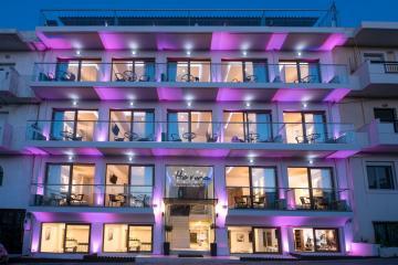 Отель Harma Boutique Hotel Греция, о. Крит-Ираклион, фото 1