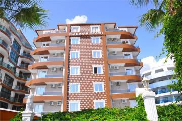 Отель Club Bayar Beach Hotel Турция, Обагель, фото 1