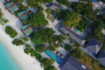 Отель The Barefoot Eco Hotel Мальдивы, Хаа-Алифу Аттол, фото 1