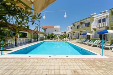 Отель Tsambika Sun Hotel Греция, о Родос, фото 1