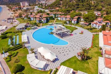 Отель Club Marco Polo Турция, Чамьюва, фото 1