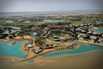 Отель LABRANDA Club Paradisio Hotel El Gouna Египет, Эль Гуна, фото 1
