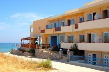Отель Danaos Beach Греция, о. Крит-Ретимно, фото 1