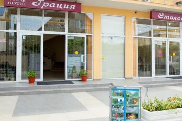 Отель Лазурь Курортный Россия, Адлер, фото 1