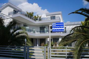Отель Alexanika Apartments Греция, Халкидики-Ситония, фото 1