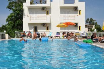 Отель Acropolis Apartments Греция, о. Крит-Ираклион, фото 1