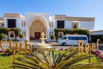 Отель Club Reef Hotel Египет, Шарм-Эль-Шейх, фото 1