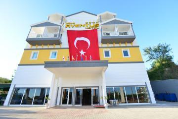 Отель Side Aventus Hotel Турция, Чолаклы, фото 1