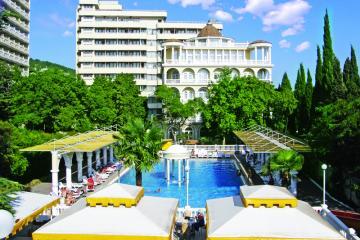 Отель Вилла Парк Чаир Россия, Мисхор, фото 1