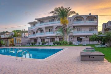 Отель Rose Hotel Faliraki Греция, о Родос, фото 1