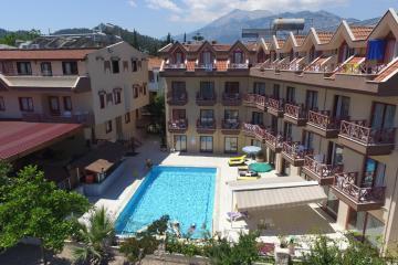 Отель Himeros Beach Hotel Турция, Кемер, фото 1