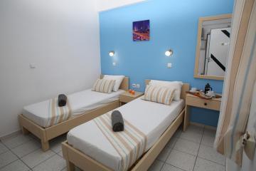 Отель Happy Days Studios Греция, о. Крит-Ираклион, фото 1