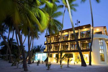 Отель Kaani Beach Hotel Мальдивы, Мале, фото 1