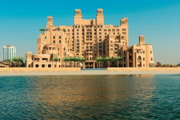 Отель Sheraton Sharjah Beach Resort & Spa ОАЭ, Шарджа, фото 1