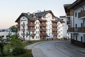 Отель Приют Панды Россия, Красная Поляна, фото 1