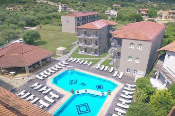 Отель Royal Hotel and Suites Греция, Халкидики-Кассандра, фото 1