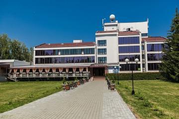 Отель Парк-отель АЯ Россия, Алтай, фото 1