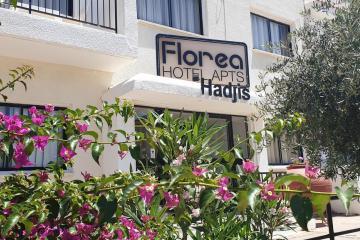Отель Florea Hotel Apartments Кипр, Айя-Напа, фото 1