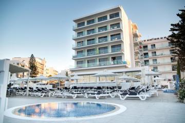 Отель Mandali Hotel Кипр, Протарас, фото 1