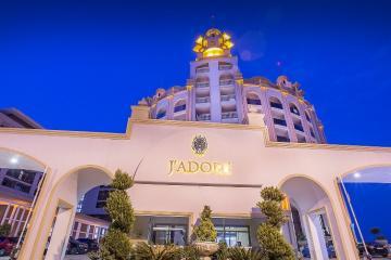 Отель Jadore Deluxe Hotel & Spa Турция, Титрейенгёль, фото 1