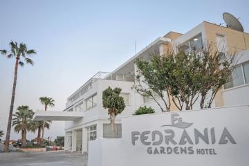 Отель Fedrania Gardens Кипр, Айя-Напа, фото 1
