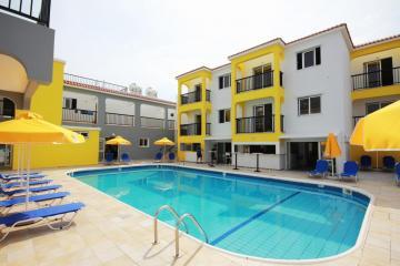 Отель Sea Cleopatra Napa Hotel & Annex Кипр, Айя-Напа, фото 1