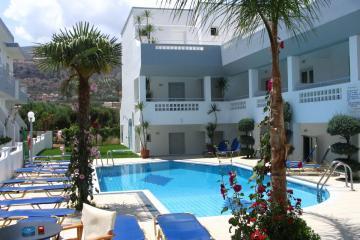 Отель Emerald Hotel Греция, о. Крит-Ираклион, фото 1