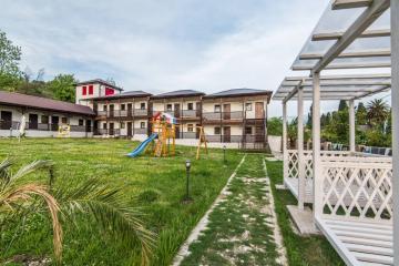 Отель Афон-Дакир Абхазия, Новый Афон, фото 1