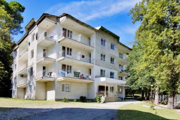 Отель Пансионат Золотой берег Абхазия, Гудаута, фото 1
