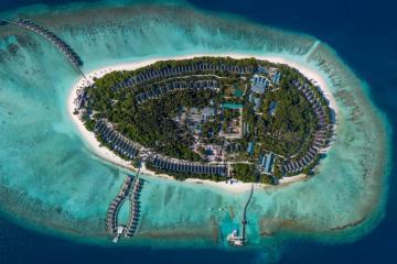 Отель Furaveri Island Resort & Spa Мальдивы, Раа Атолл, фото 1