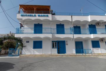 Отель Michele Marie Apartment Hotel Греция, о. Крит-Ираклион, фото 1