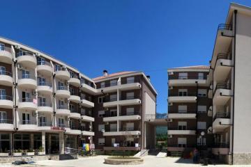 Отель Novi Apartments Черногория, Герцегновская ривьера, фото 1
