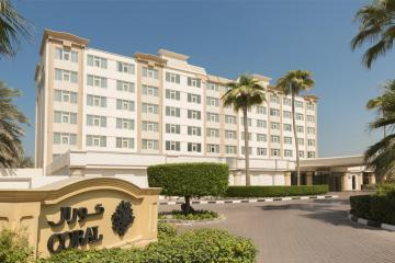 Отель Coral Beach Resort Sharjah ОАЭ, Шарджа, фото 1