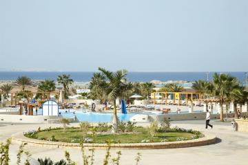 Отель Coral Beach Hotel Hurghada Египет, Сахль-Хашиш, фото 1