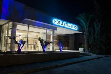 Отель Palm Beach Club Hammamet Тунис, Хаммамет, фото 1