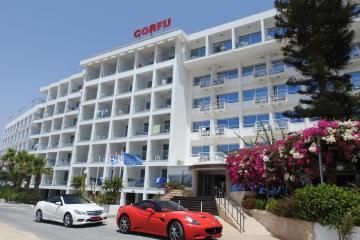 Отель Corfu Hotel Кипр, Айя-Напа, фото 1