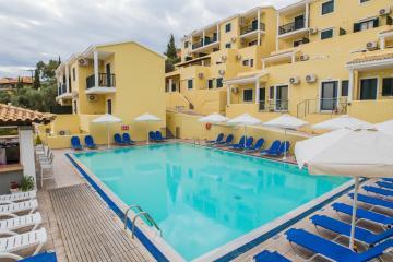 Отель Corfu Aquamarine Hotel Греция, о Корфу, фото 1